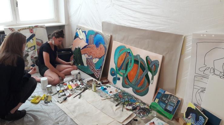 copyright Galerie 102